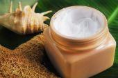 jar of body cream
