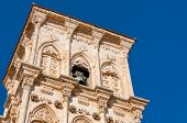 picture of larnaca  - Bell tower of Ayious Lazarus Church Larnaca Cyprus - JPG