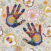 Hand-pattern 1