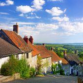 Idyllic Village in rural Shafetsbury, Dorset, UK