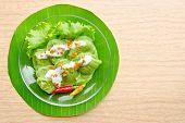 Dessert Of Thailand Khow Krieb Pak Hmor