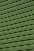 Green Corrugated Iron Full Frame