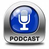 podcast listen audio music or audiobook live stream webcasting