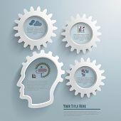 Automation Infographic Concept