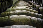 Barrels Of Whiskey
