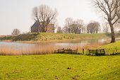 Loevestein Castle Netherlands