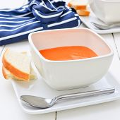 Tomato Soup Plain And Simple