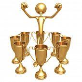 Multiple Trophy Winner