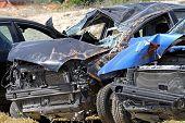 Multiple Vehicle Collision