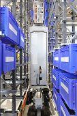 Automated Warehouse Storage