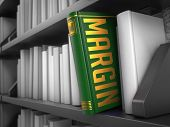 Margin - Title of Green Book.