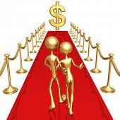 Red Carpet To Success Dollar