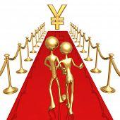 Red Carpet To Success Yen