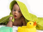 duckiling and sponge