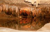 Luray Caverns reflections