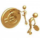 Comparing Gold Euro Coin Savings