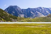 Rifflsee In Austria