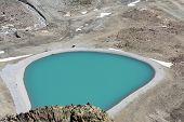 Small Reservoir Lake, Austria