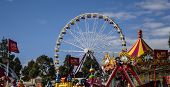 Royal Melbourne Show Ferris Wheel