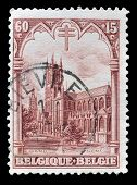 Saint Bavo church 1928