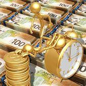 Sacrifice Bridge Between Time And Gold Dollar Coins