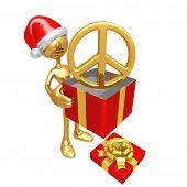 Christmas Gift Peace