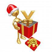 Christmas Gift Yen