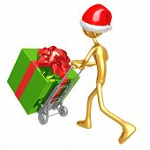 Christmas Gift Delivery