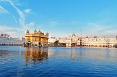 picture of punjabi  - Golden Temple  - JPG