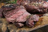 pic of wagyu  - Grilled Steak - JPG