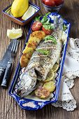 fish grilled