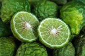 Bergamot Fruits