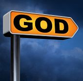 foto of godly  - God and salvation search road to heaven religion god belief and praise the lord  - JPG