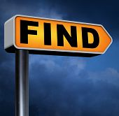 find what you want search solution and solve problems