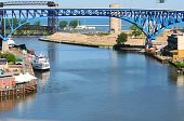 Mouth Of The Cuyahoga