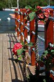 Boardwalk At Marigot Bay, St. Lucia