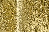 Gold Mosaic Pattern