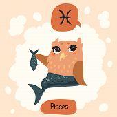 Horoscope Cute Owl
