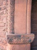 stock photo of burlington  - architectural details - JPG