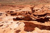 stock photo of unbelievable  - In Nevada USA is lying the area of Little Finland - JPG