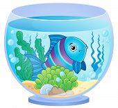 picture of fishbowl  - Aquarium theme image 8  - JPG