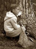 Big Tree, Little Me.