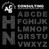 stock photo of marketing strategy  - CONSULTING - JPG