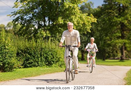 active old age people and