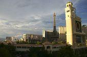 Early Morning In Las Vegas