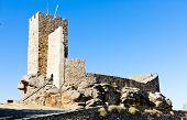 Burg Mogadouro, Tras-os-Montes, Portugal