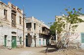 Massawa Old Town In Eritrea