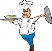 cook, cooking - flavour dish
