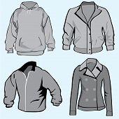 Jacket,hoodie,coats Or Sweatshirt Template