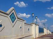 Bridge To Penn's Landing